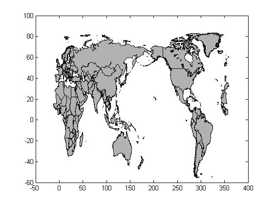 中国地形图带经纬度
