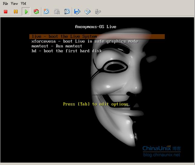 匿名者黑客组织头像