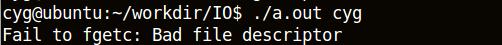 Linux文件I/O相关函数 - 戴↑Ω听歌 - ∞