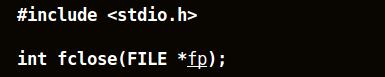 Linux标准I/O相关函数 - 戴↑Ω听歌 - ∞