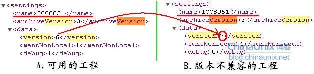 【转载】IAR因版本不兼容打不开工程文件解决(Broken<wbr>options、ICC8051、XLINK)