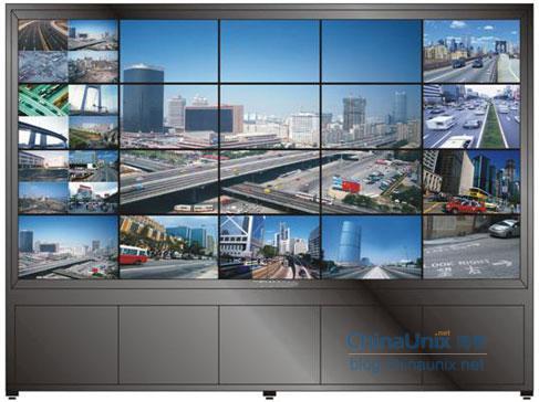 高清平板拼接处理器和大屏幕拼接处理器