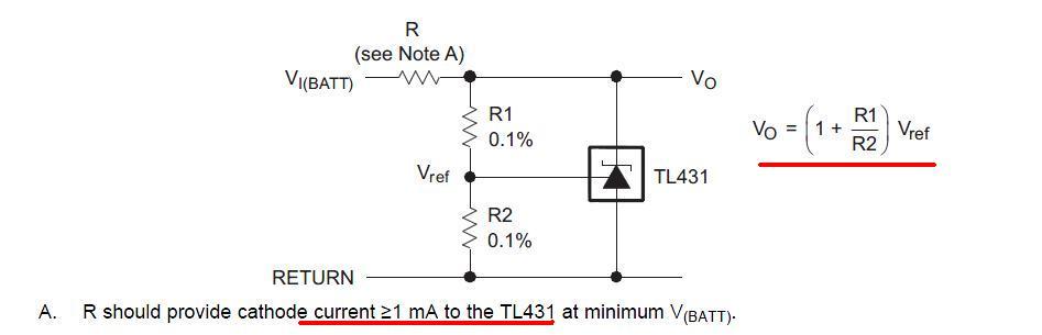 tl431电源知识介绍