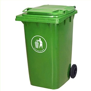 就加工材料可分为塑料垃圾桶