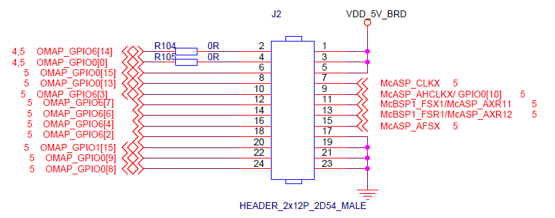 tl138f-evm开发板